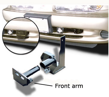 EZ Mounting Bracket for Towing
