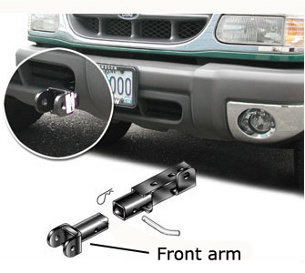 MX Mounting Bracket for Towing