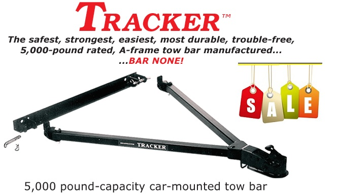 Motorhome Towing Tow Bars A Frame Towing Tow Bars